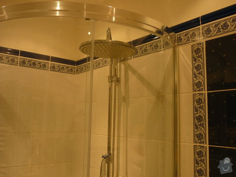 Výstavba nové koupelny v rodinném domě: P1010662