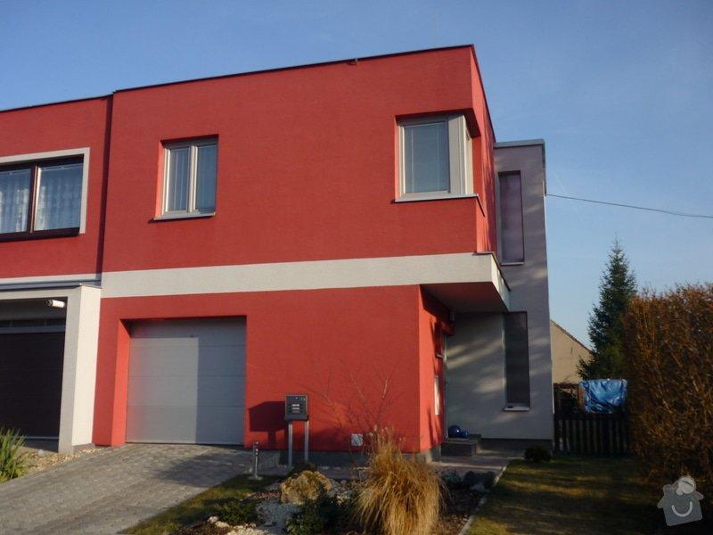Výstavba rodinného domu: P1010666