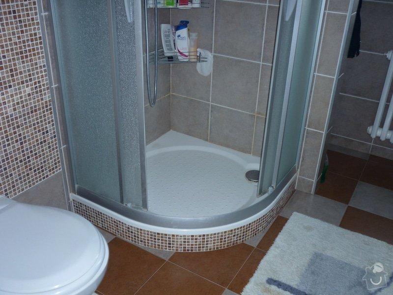 Rekonstrukce koupelny v rodinném domě: P1010652