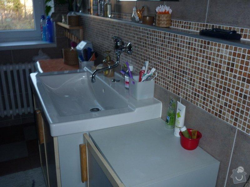 Rekonstrukce koupelny v rodinném domě: P1010653