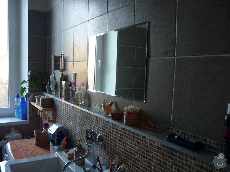 Rekonstrukce koupelny v rodinném domě: P1010654