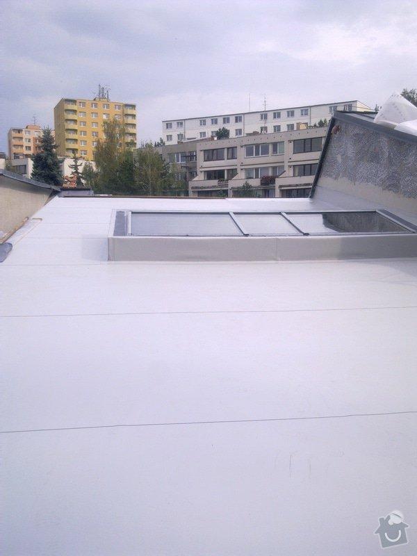 Izolace střechy Ing.arch. Josef Sátora, CSc.: Obraz0291