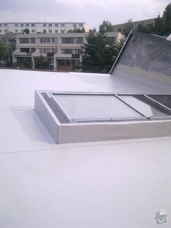 Izolace střechy Ing.arch. Josef Sátora, CSc.: Obraz0293