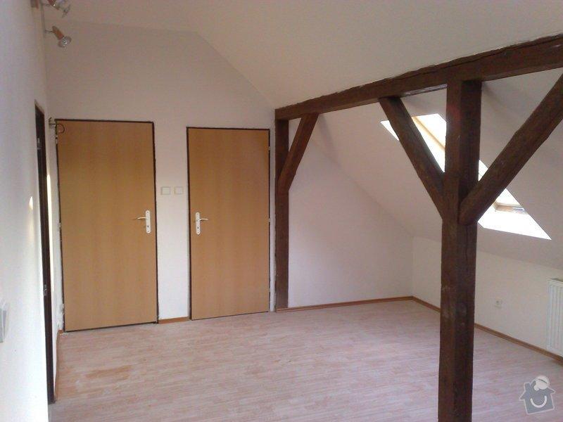 Rekonstrukce podkrovního bytu: 01042011531