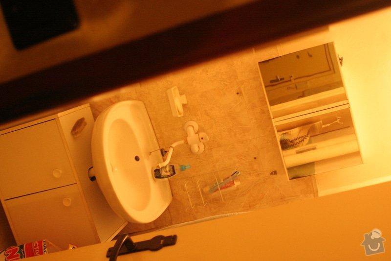 Rekonstrukce koupelny: IMG_1989