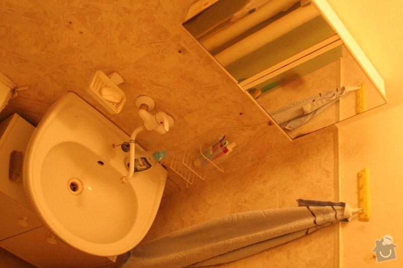 Rekonstrukce koupelny: IMG_1990