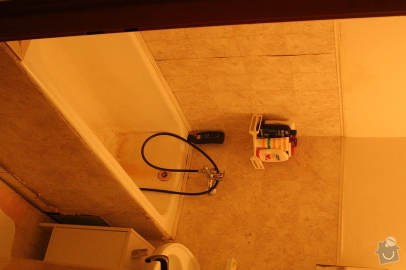 Rekonstrukce koupelny: IMG_1988