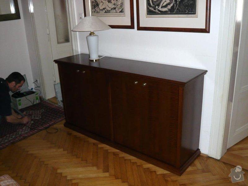 Botník a ostatní nábytek: 1