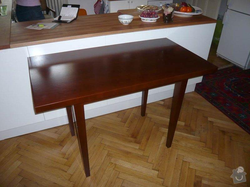 Botník a ostatní nábytek: 2