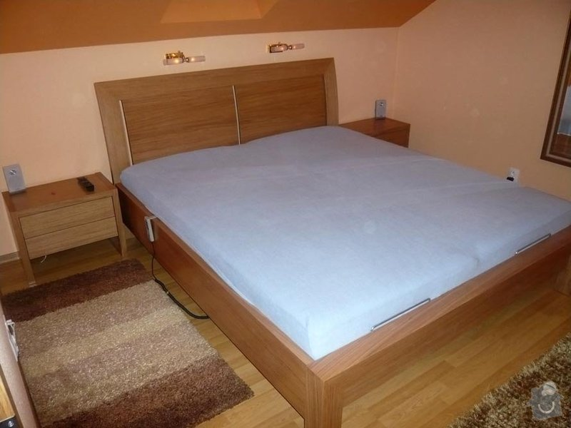 Postel a koupelnový nábytek: 5