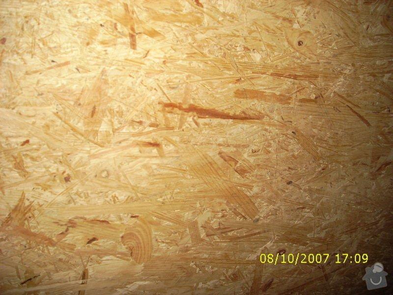 Hvězdný strop v půdním prostoru: 006