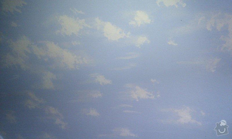 Hvězdný strop v půdním prostoru: IMAG1900