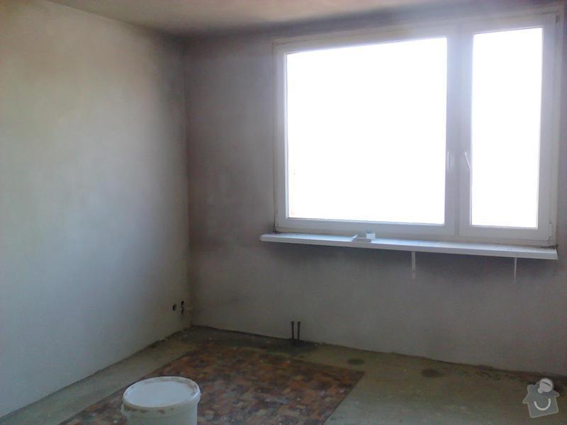Renovace omítek a stropů - 2 pokoje v panelovém bytě: 2012-02-01_11.14.09