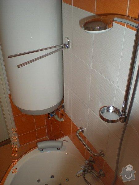 Kompletní rekonstrukce koupelny: 149-10
