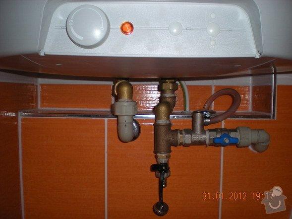 Kompletní rekonstrukce koupelny: 149-11
