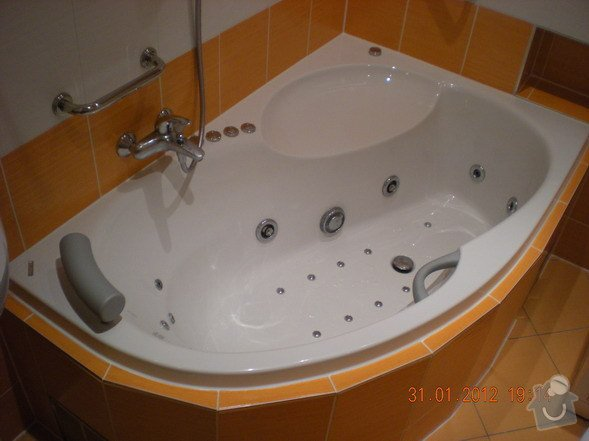 Kompletní rekonstrukce koupelny: 149-12