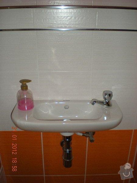 Kompletní rekonstrukce koupelny: 149-16