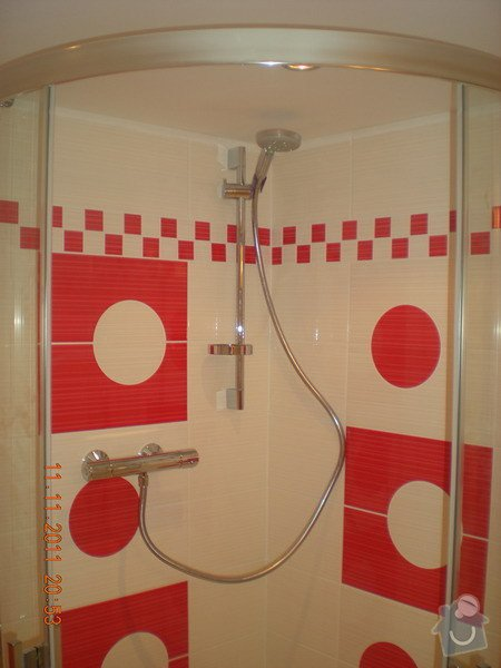 Kompletní rekonstrukce koupelny: 146-04