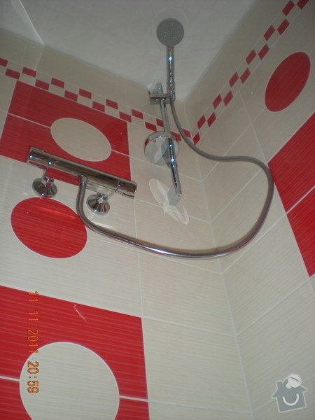 Kompletní rekonstrukce koupelny: 146-05