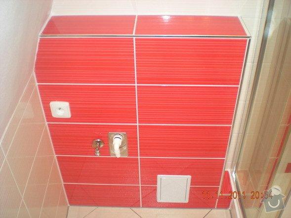 Kompletní rekonstrukce koupelny: 146-08