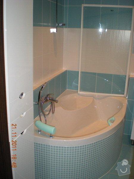 Kompletní rekonstrukce koupelny: 147-02