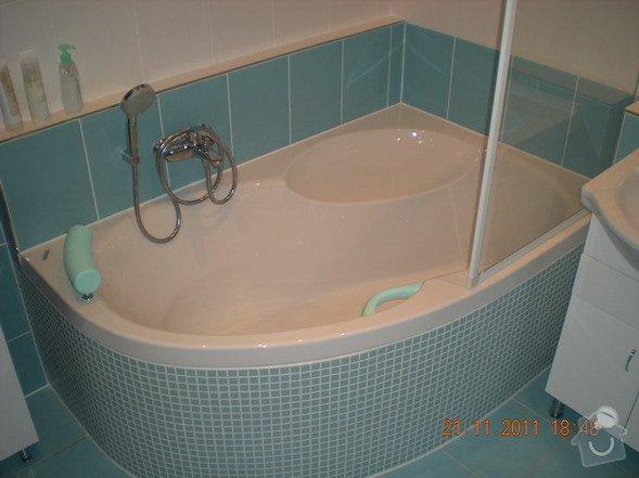 Kompletní rekonstrukce koupelny: 147-03
