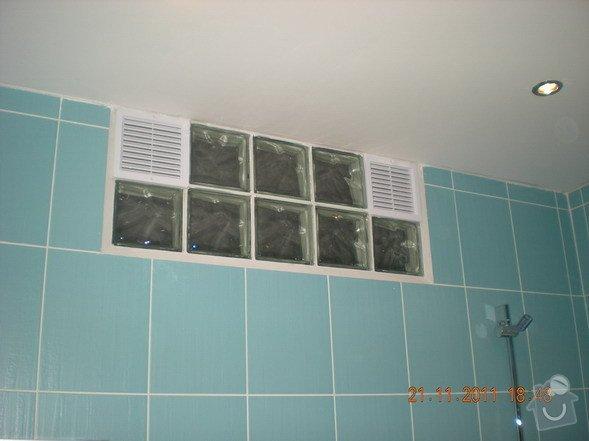 Kompletní rekonstrukce koupelny: 147-04