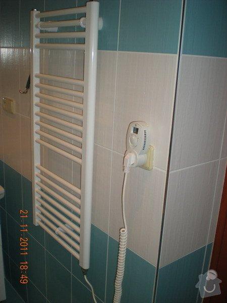 Kompletní rekonstrukce koupelny: 147-06