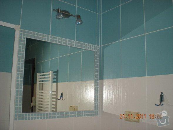Kompletní rekonstrukce koupelny: 147-07