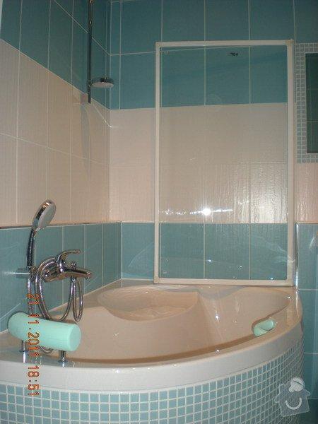 Kompletní rekonstrukce koupelny: 147-08