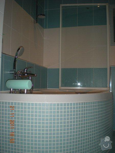 Kompletní rekonstrukce koupelny: 147-09