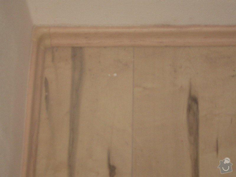 Pokládka laminátové plovoucí podlahy: lista
