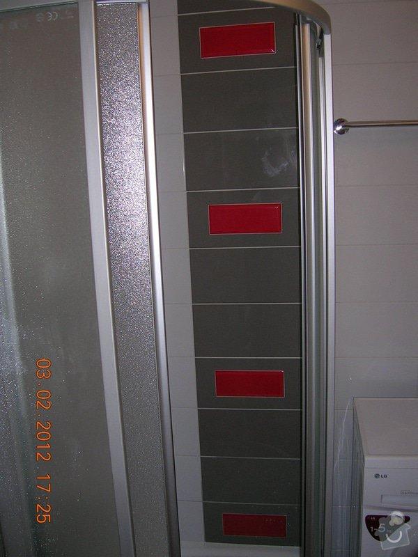 Rekonstrukce koupelny + WC: DSCN4250