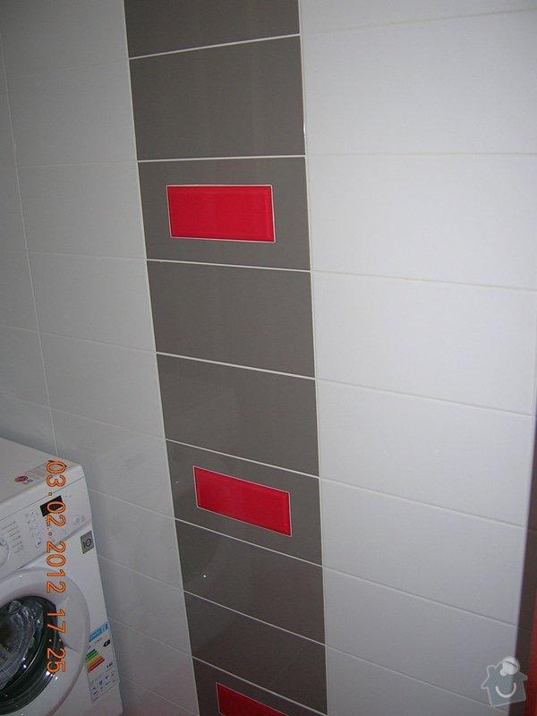 Rekonstrukce koupelny + WC: DSCN4252