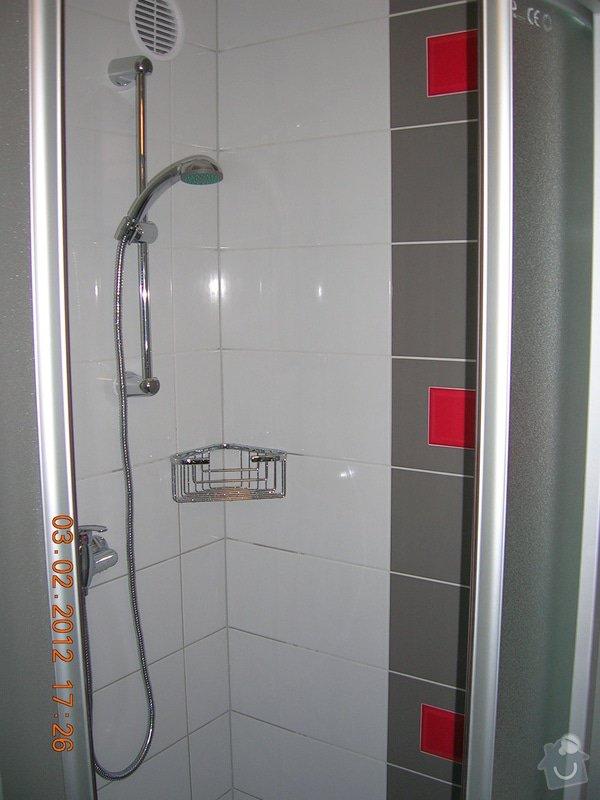 Rekonstrukce koupelny + WC: DSCN4255