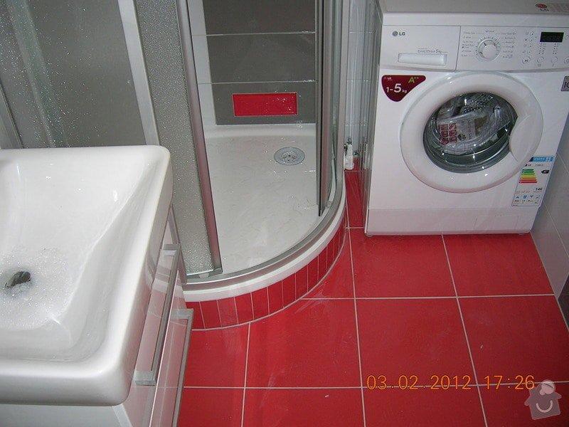 Rekonstrukce koupelny + WC: DSCN4256