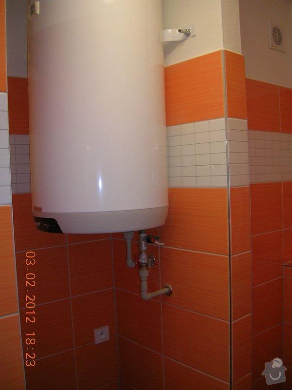 Kompletní rekonstrukce bytu: DSCN4259