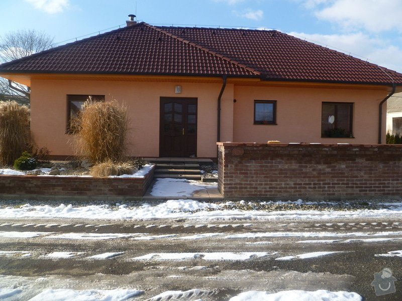 Výstavba rodinného domu : P1030792