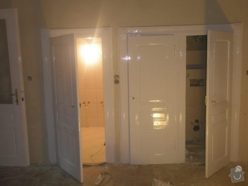 Renovace kazetových dveří a futer: P1010020