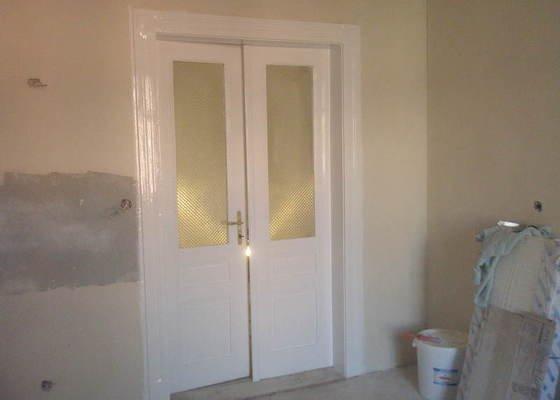 Renovace kazetových dveří a futer