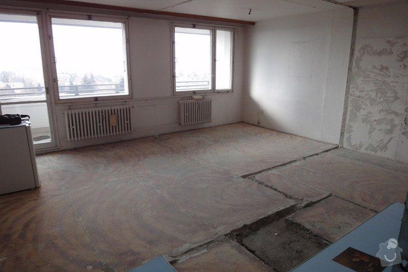 Výměna radiátorů v panelovém bytě: DSC04633_1