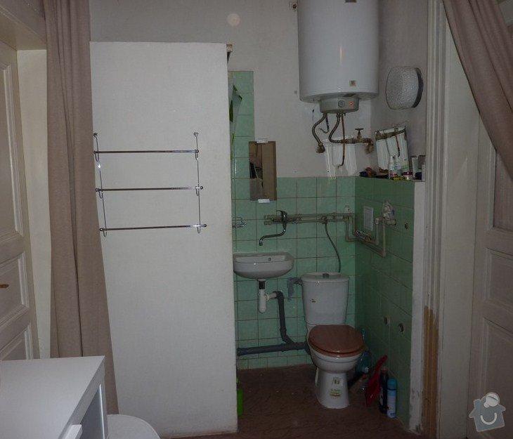 Renovace koupelny ,obklad a dlažba : P1040707