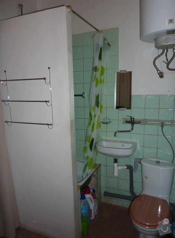 Renovace koupelny ,obklad a dlažba : P1040712