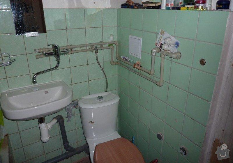 Renovace koupelny ,obklad a dlažba : P1040714
