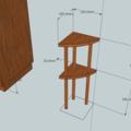 Komoda a stolecek komoda2 2