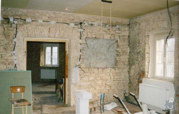 Kompletní rekonstrukce bytu: jidelna_2