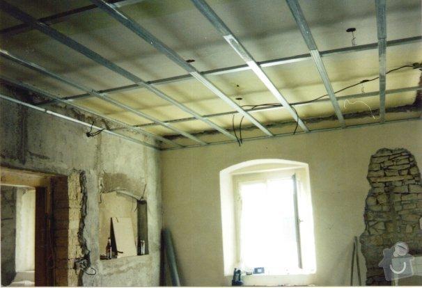 Kompletní rekonstrukce bytu: jidelna