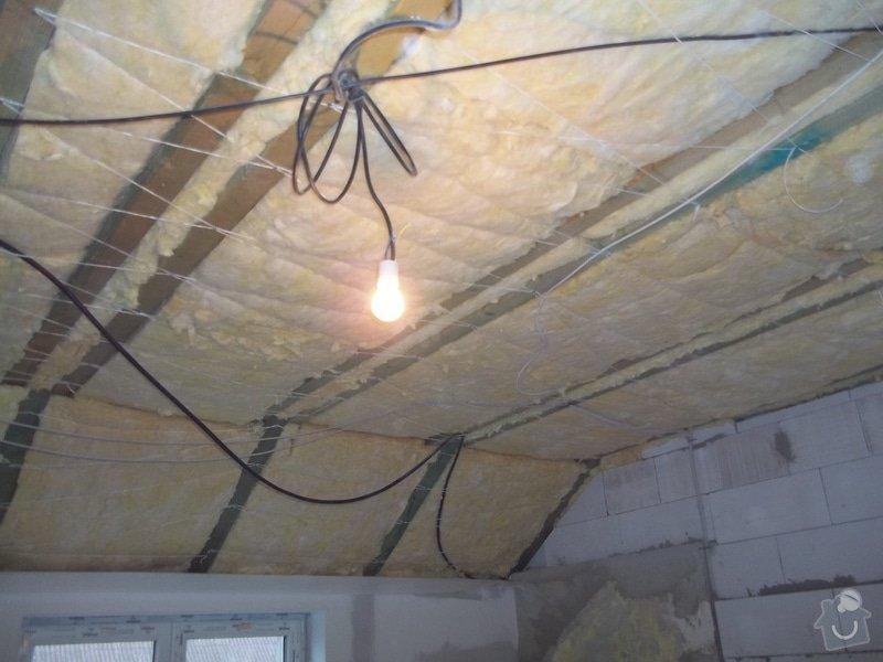 Zateplení půdní nástavby/SDK: 104_1033