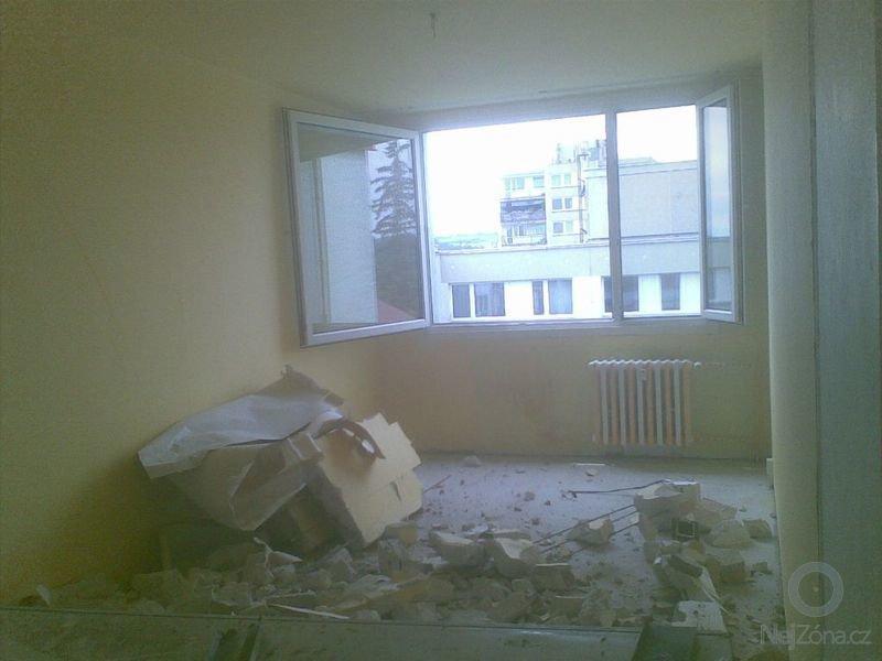 Rekontrukce bytu Praha: 13062011
