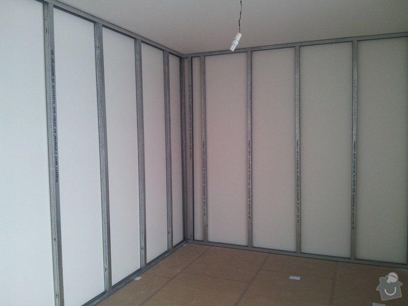 Odhlučněné stěny: 20120125_114255